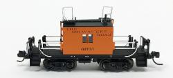 N TraFer Caboose Milw 01731, Fox Valley, FVM91165