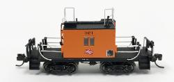 N TraFer Caboose Milw 021 Logo, Fox Valley, FVM91168