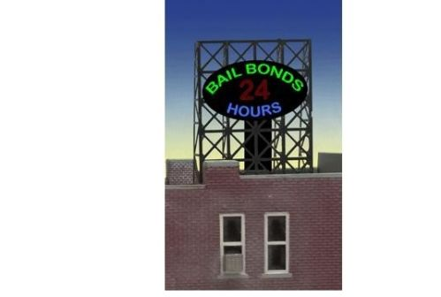 N/Z Bail Bonds Bb, Miller Engineering Item Number MLR338880