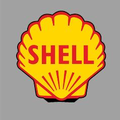 O Shell Rotating Sign, Miller Engineering Item Number MLR55020