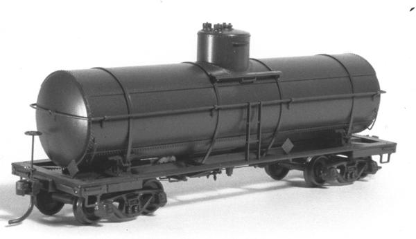 Ho 10,Gal Tank Car 54dome Kit, Tichy Train Group Item Number TTG4020