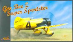 Gee Bee Z Super Sportster 1:32, Williams Brothers Model Products Item Number WIL32526