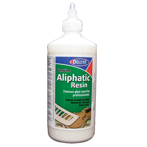 Aliphatic Resin 500g by Deluxe Materials <p> Item Number: DLMAD9