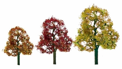 Autumn Deciduous Tree 2-310p, JTT Item Number JTT92131