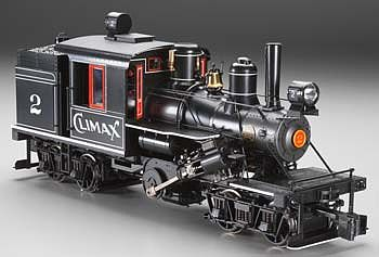 G Climax 2 Demo W/dcc, Bachmann Model Trains Item Number BAC85095